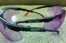 Health-Sensing Eyewear