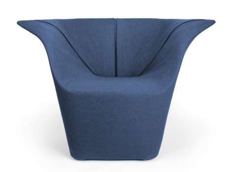 Folded Fabric Seaters
