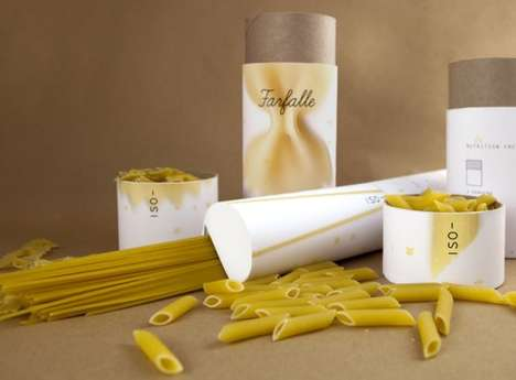 Bryan Ku-s Pasta Packaging