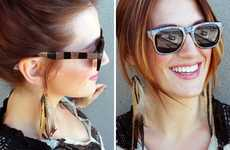 DIY Magnetic Sunglasses