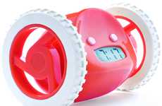 100 Wacky Alarm Clocks