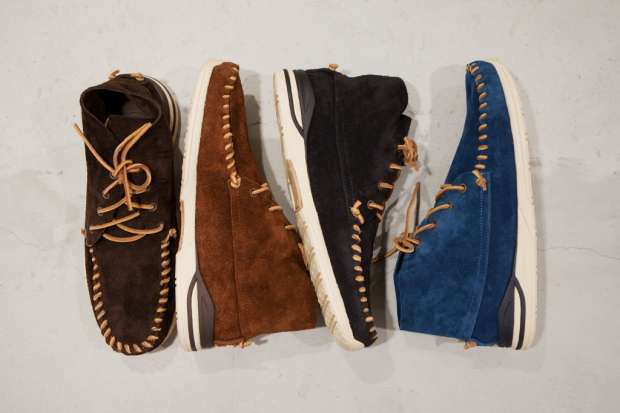 Moccasin Sneaker Hybrids