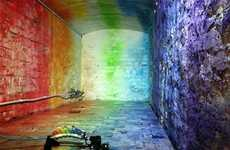 Chromatic Paint Sprinklers