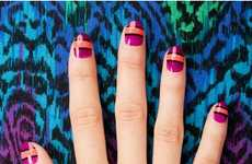 Geometric Colorful Manicures