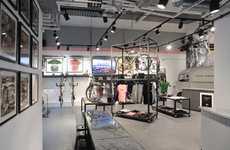 Upscale Bike Stores