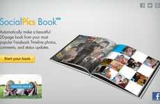 Social Media Memory Books