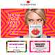 Scrumptious Superstar Sweets - The Sugarpova Candy Line Features Quirky Packaging (GALLERY) 8