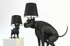 Defecating Doggy Illuminators