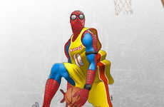 Superheroic Dunk Portraits