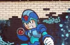 Arcade Hero Graffiti