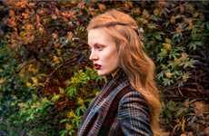 Mystical Autumn Editorials