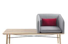 Stylish Tabletop Seating