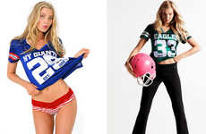 Flirty Football Lingerie