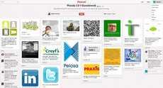 Pinterest CVs