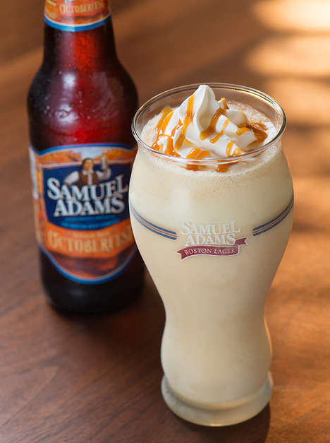 Red Robin beer milkshake