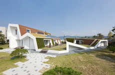 Hilly Eco-Friendly Houses