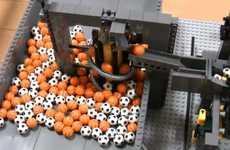 Homemade Building Block Machines