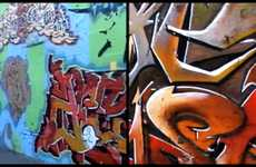 Graffiti-Changing Cityscapes