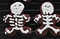 Ghoulish Boney Pastries