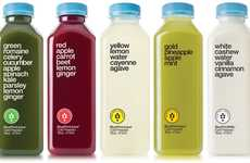 Simplistic Beverage Branding