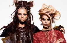 Exotic Grunge Fashion