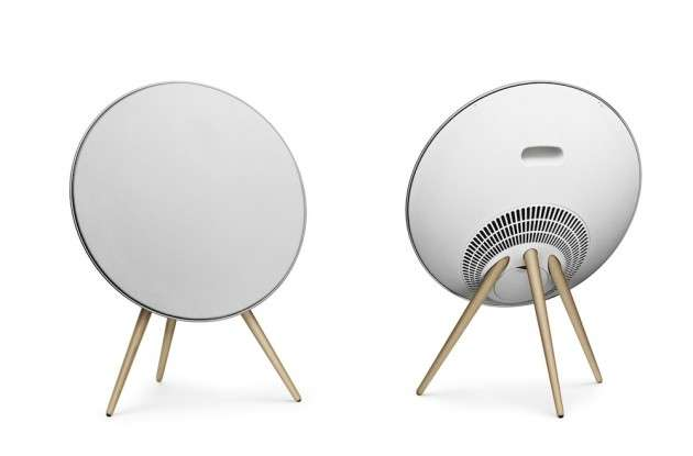 Supreme Sounding Saucer Speakers