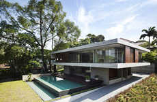 Sleek Bungalow Oases