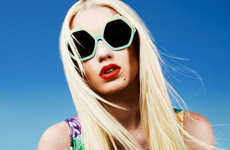 Boldly Vibrant Sunglasses