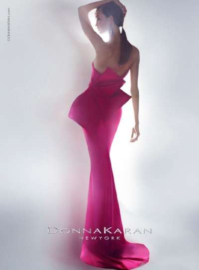 Donna Karan Resort 2013 Ads