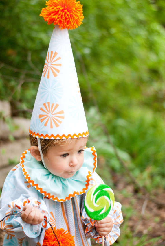 Crafted Kids Clown Outfits