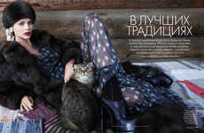 Opulent Folkloric Fashion