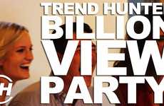 The Trend Hunter Billion View Party