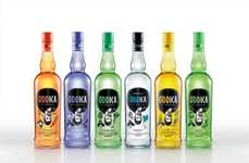 Daringly Flavored Vodka Collections