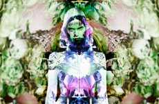 Futuristic Psychedelic Catwalks