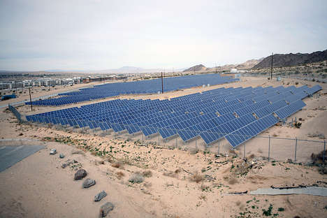 Solar Energy Fields