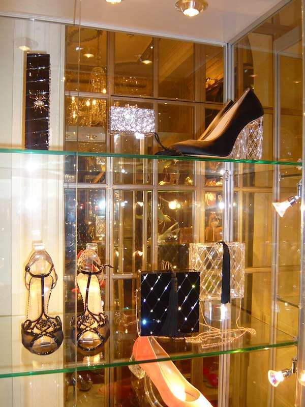 Extravagantly Parisian Accessories