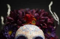Sugar Skull Sculptures