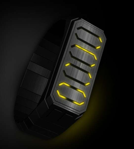 Tron-Inspired Timepieces