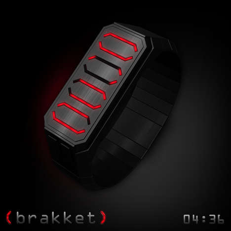 brakket led watches