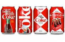 37 Coke Packaging Designs