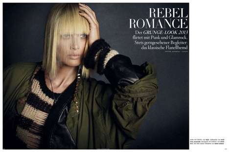 rebel romance vogue germany