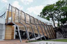 Avant-Garde Atrium Architecture