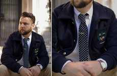Structured Crest Jackets