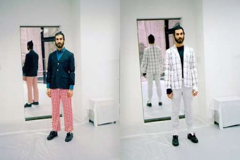 quirky menswear