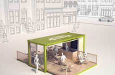 Convertible Cargo Cafes