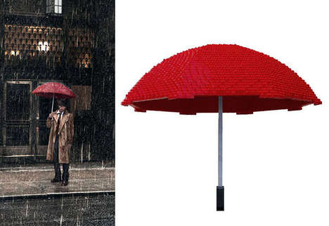 all lego umbrella