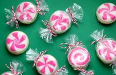 Mini Wrapped Cookie Candies