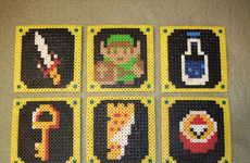 DIY 8-Bit Gamer Mats