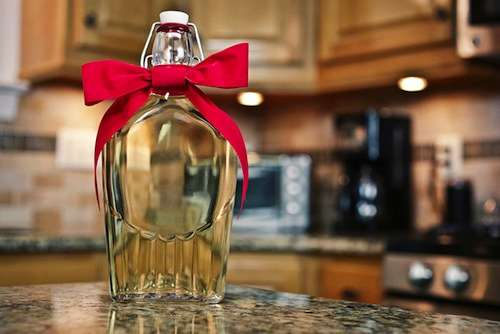 Homemade Alcohol Packages