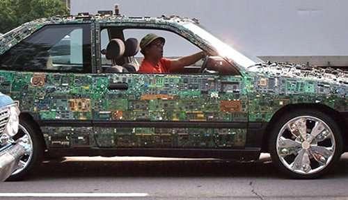 Geek-Themed Autos